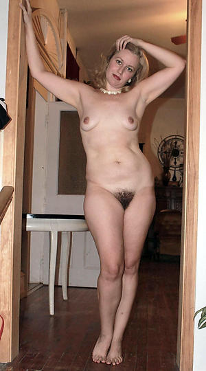Best pics of unshaved mature column