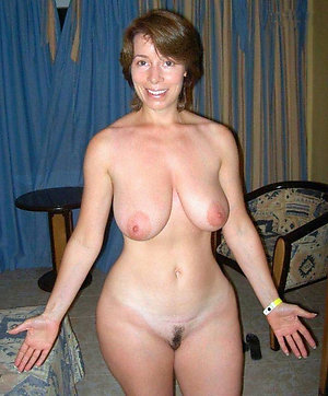 Horny busty russian mature pics
