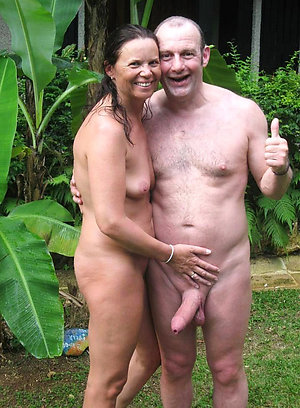 Softcore older nude couples