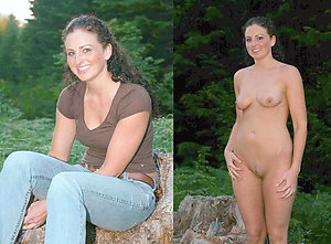 Best pics of amatuer dressed undressed