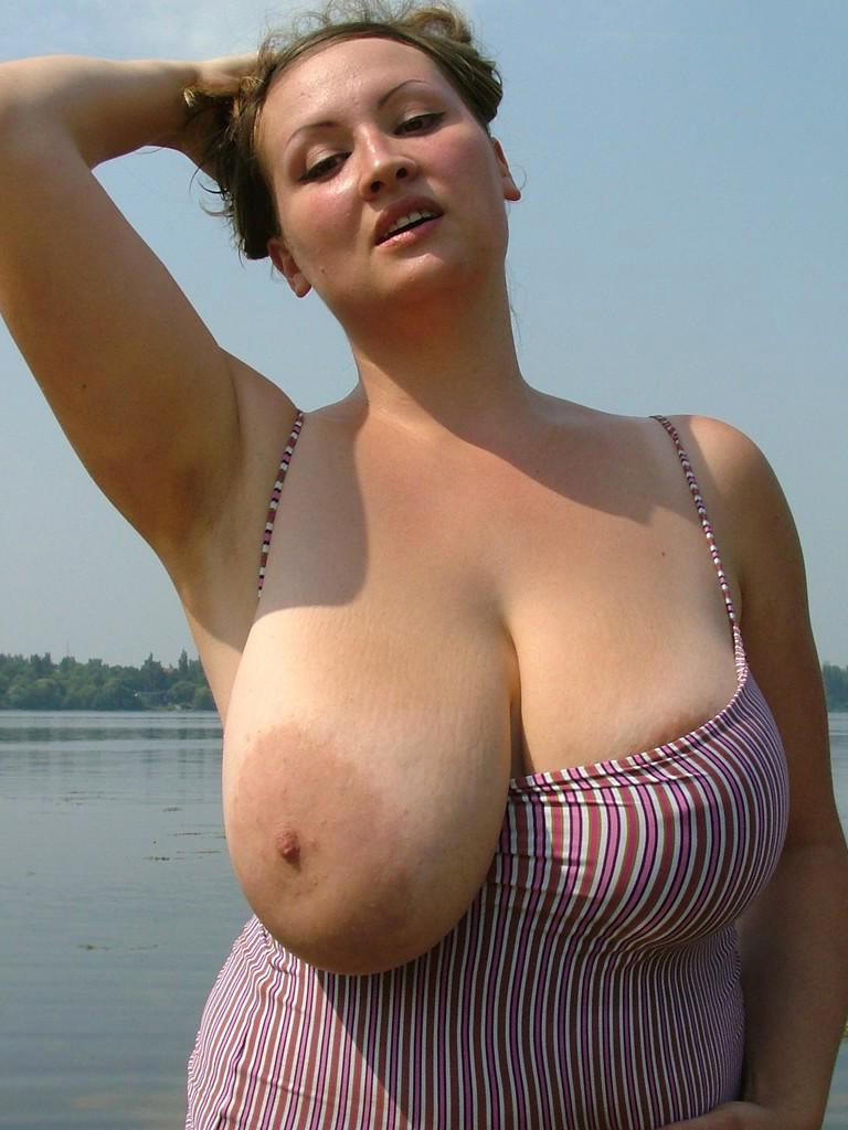 Mature Big Tits Young Guy