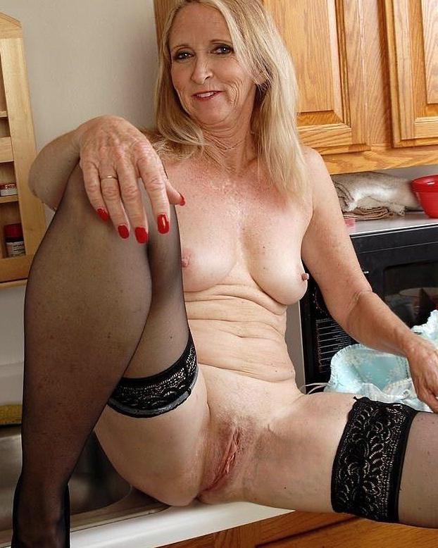 Old slutty women