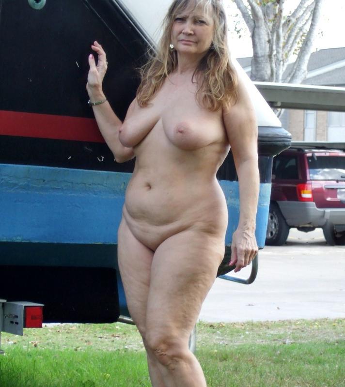 Matures nude Horny Mature