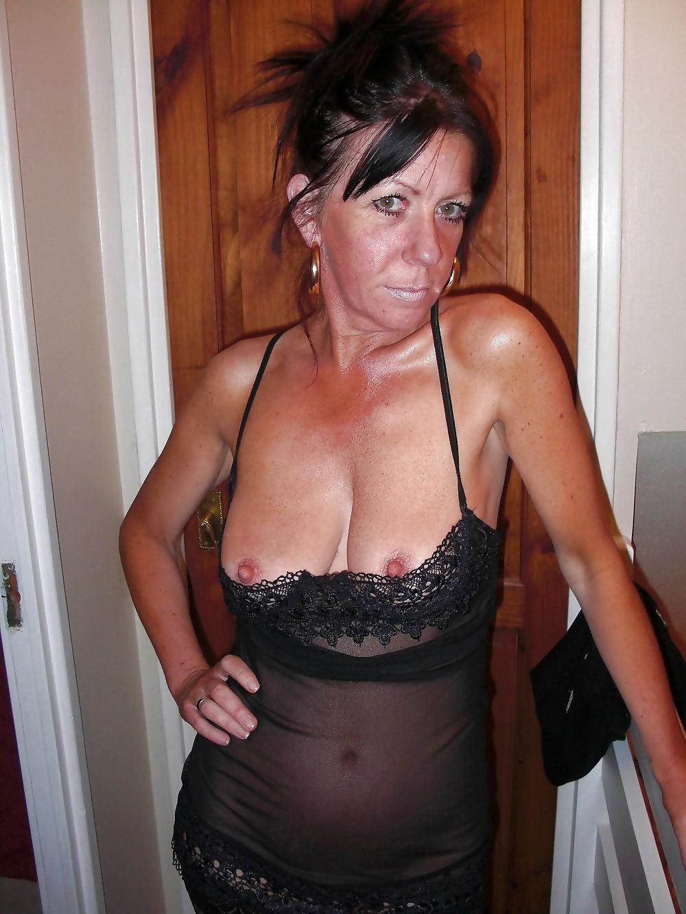 Brunette Slut