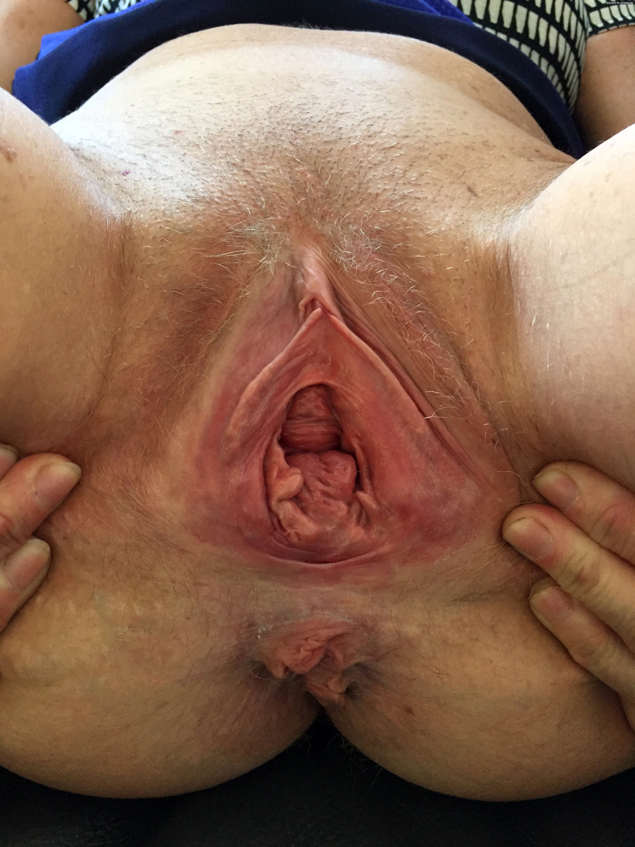 Close Up Creamy Wet Pussy