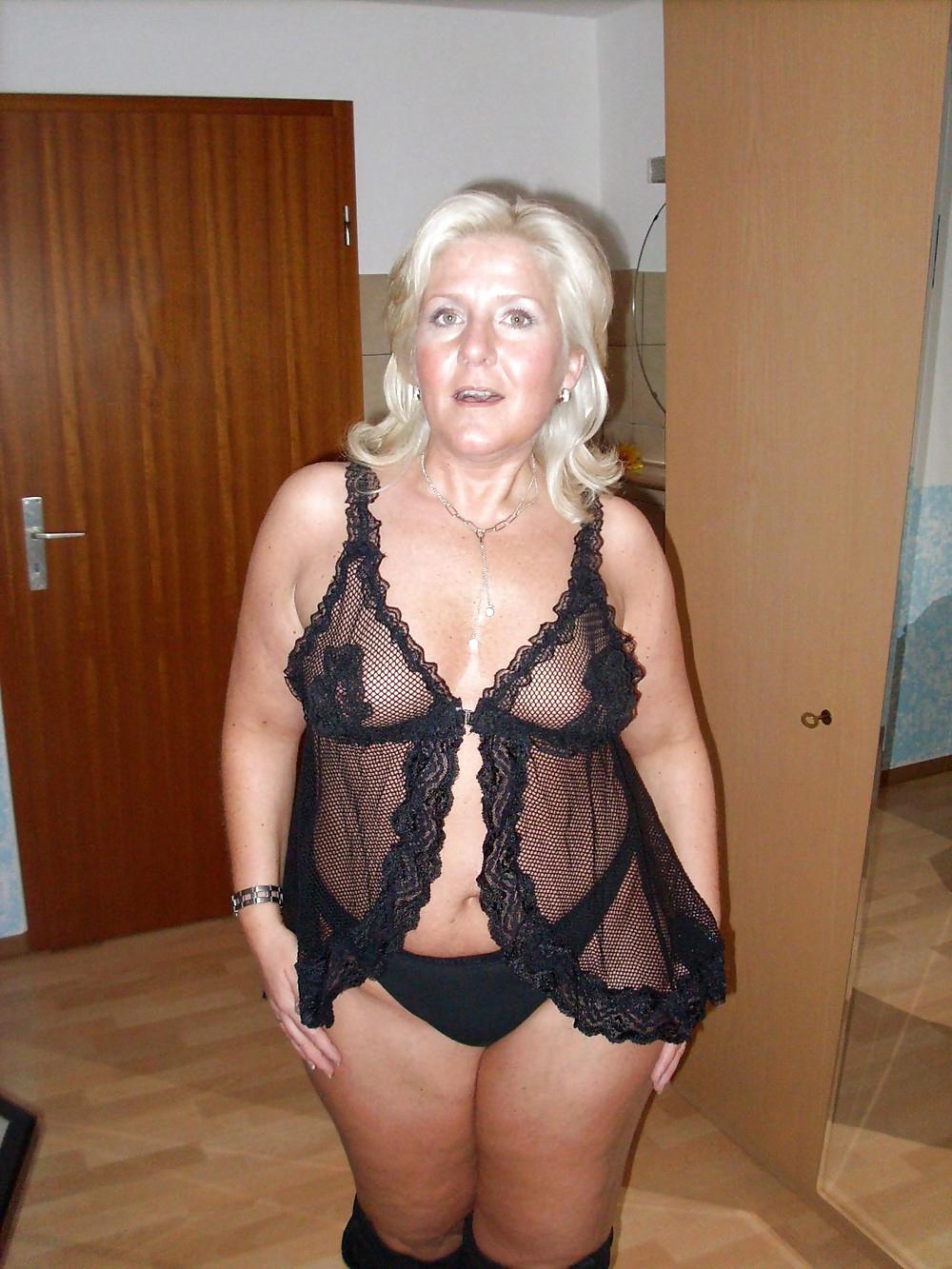 Milf nude german Old Women