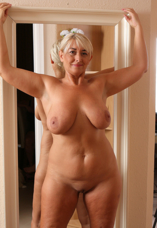 breasted mature