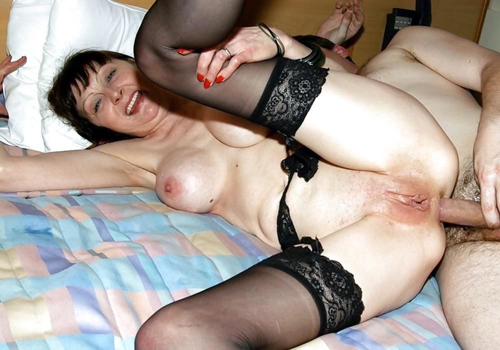 Amateur Mature Ass Sex