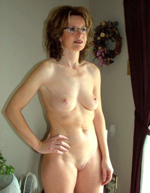 Hot german milf with glasses