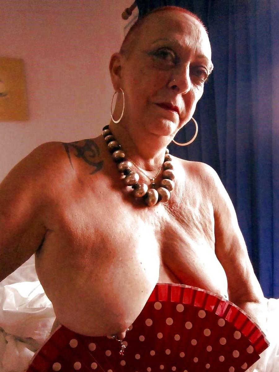 Tits pics granny Free Granny