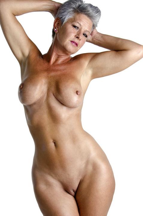 Nude nice NICE MATURE