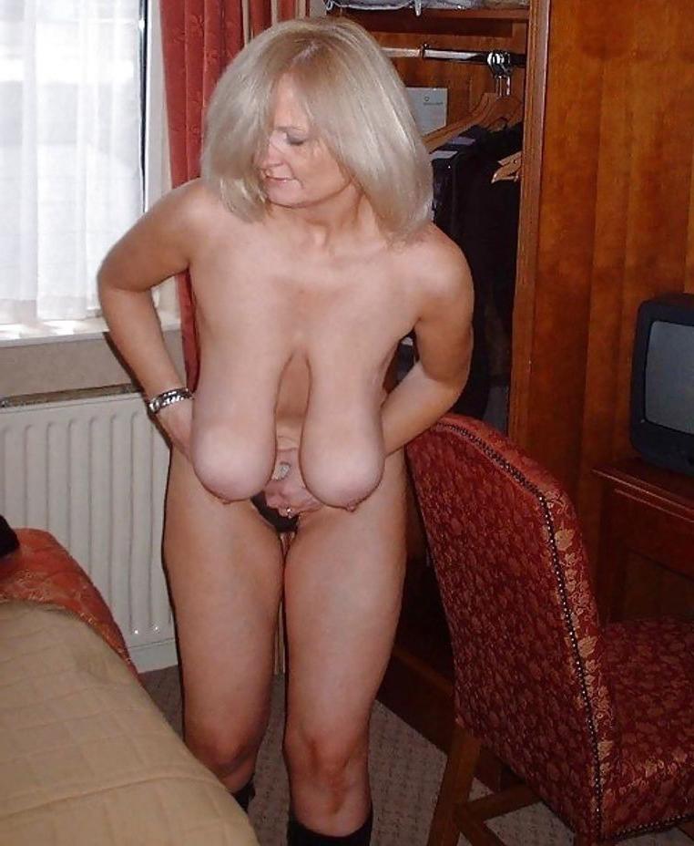 Mature Anal Big Natural Tits