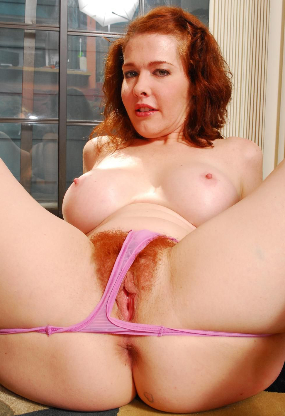 Amateur Red Head Teen Creampie