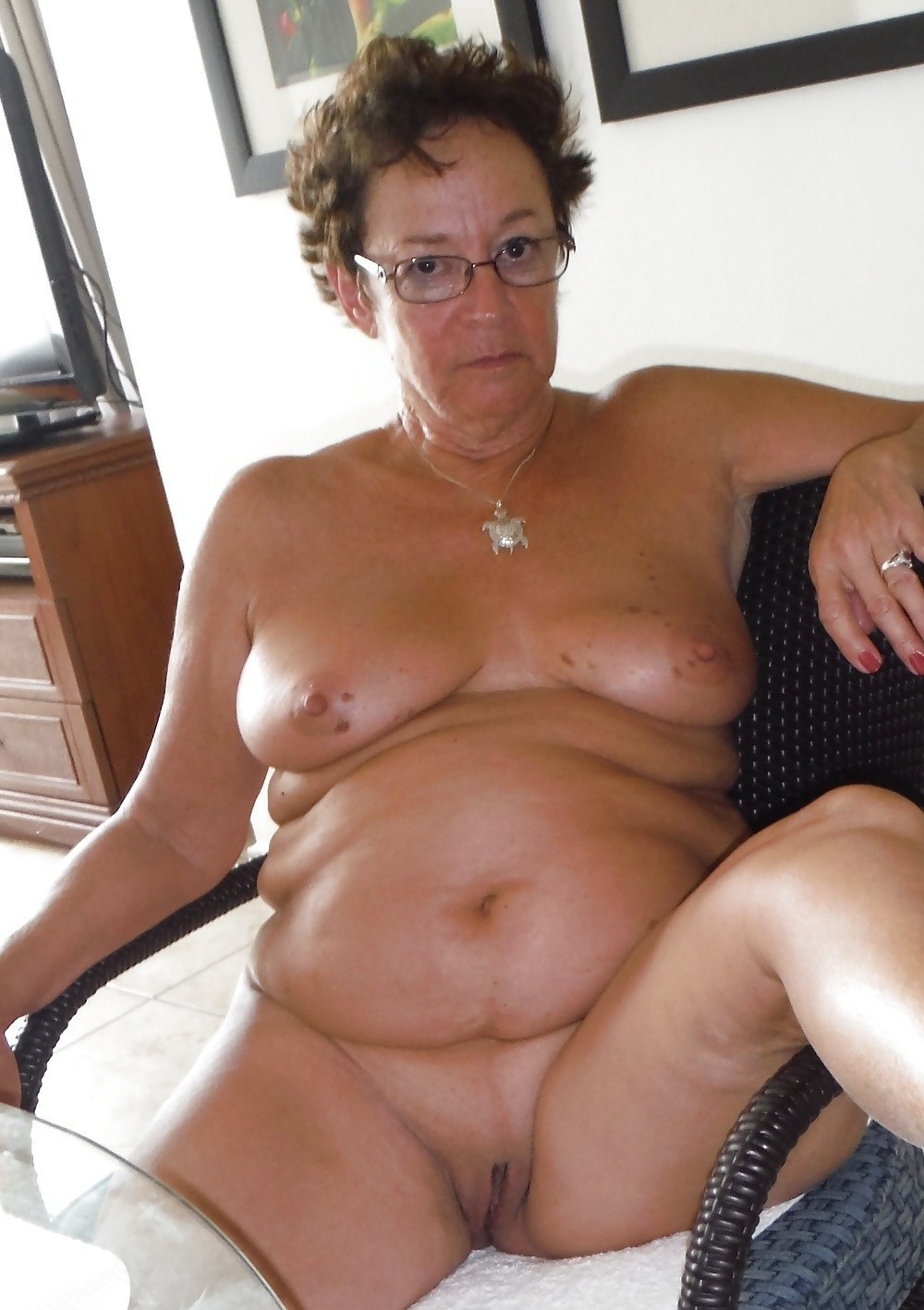 Granny-Porno