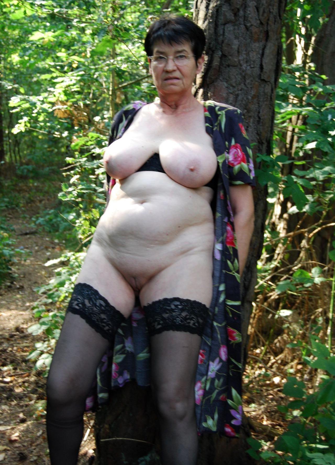 Real granny xxx