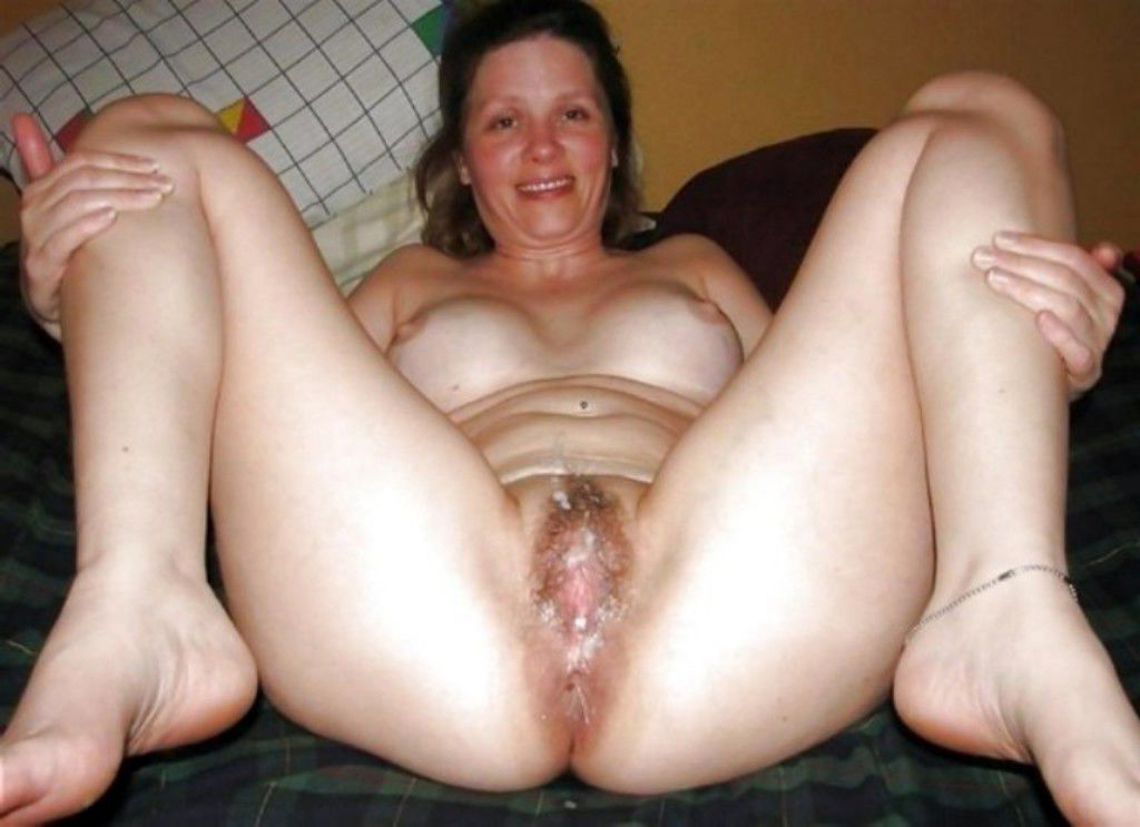 Older women creampie