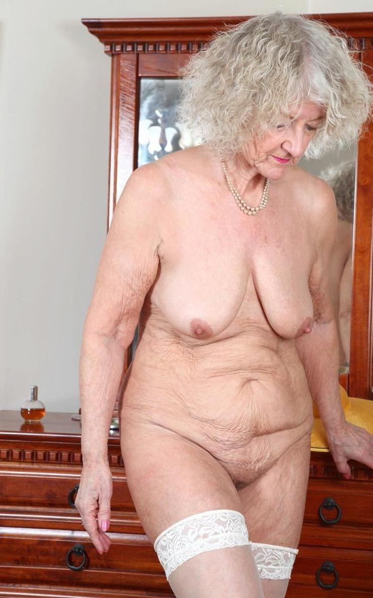 Hairy women nude