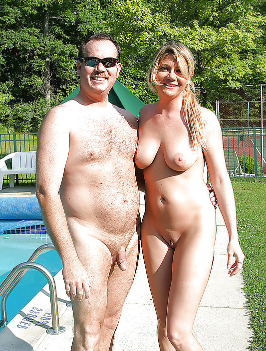 Couples nude old Nudist